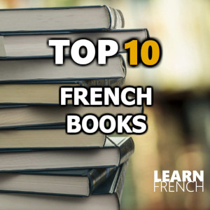 Best French Books - learn french in vancouver