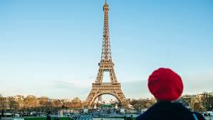 Tour eiffel french language
